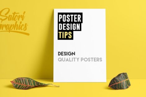 Create a Stunning Poster Design Using These Tips